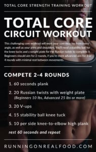core circuit workout  a killer workout to challenge your