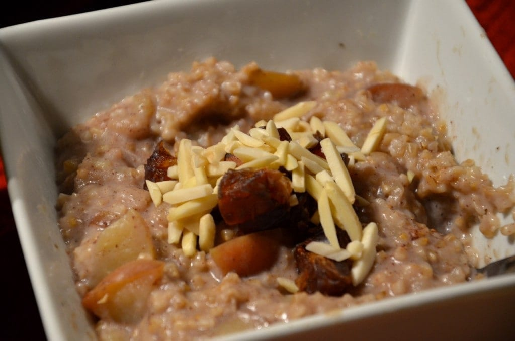 Baked Maple Coconut Steel-Cut Oats: A healthy, filling and ...