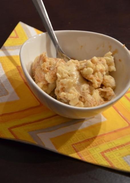 PB Banana Ice Cream