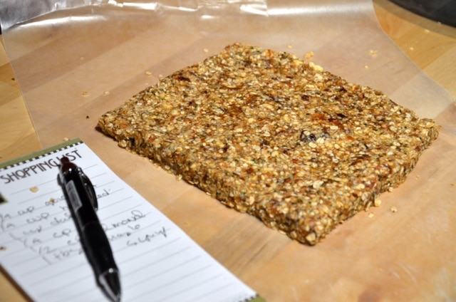 how to make oat bars for toddlers