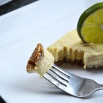 raw vegan mango lime cheesecake