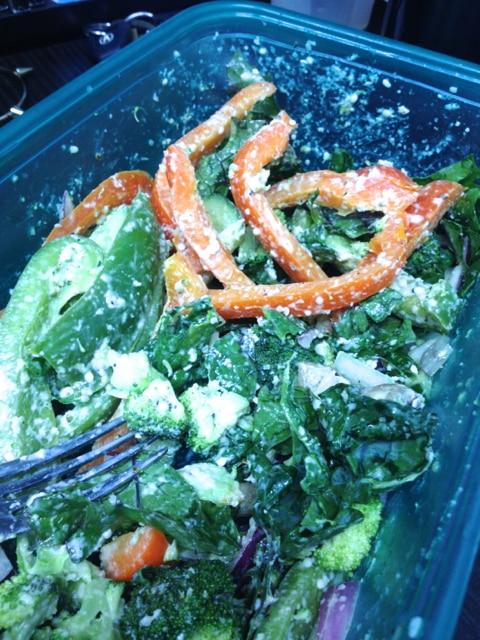 Healthy Raw Salad