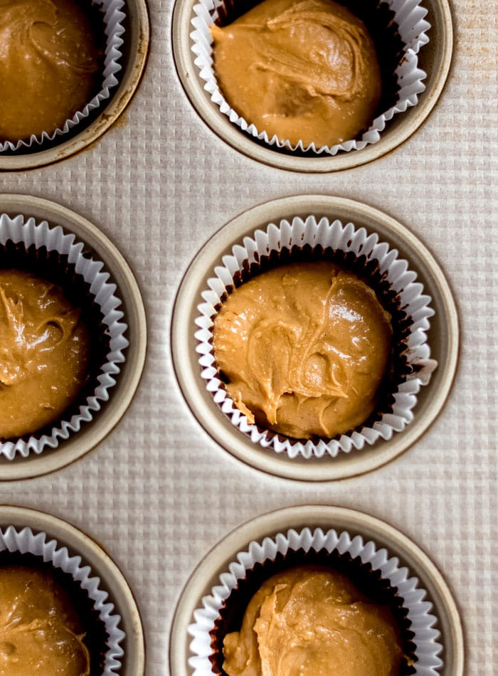 Vegan Chocolate Peanut Butter Cups - Running on Real Food