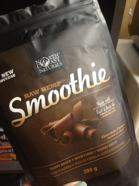 Raw Hemp Smoothie | Running on Real Food