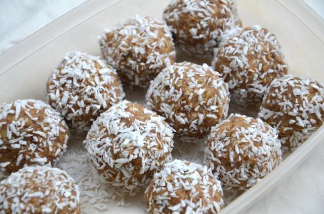 Maple Nut Orbs | Running on Real Food