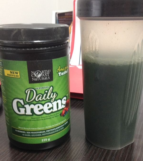 Ultimate Daily Greens | Running on Real Food