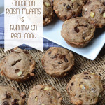 Vegan Apple Cinnamon Raisins Muffins