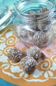 No-Bake Coconut Protein Bites (Vegan, Gluten-Free)