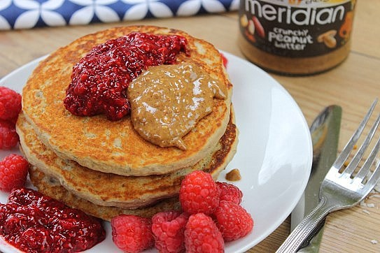 Healthy What I Ate Wednesday Pancakes