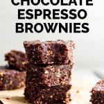 No-Bake Chocolate Espresso Brownies