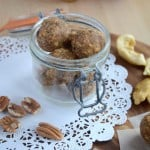 Easy as Apple Pie No-Bake Energy Balls
