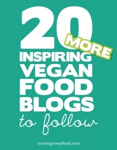 20 Delicious and Healthy Vegan Food Blogs