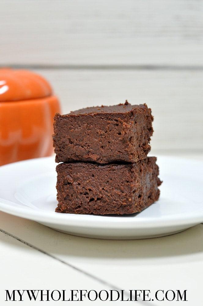 Chocolate Pumpkin Brownies and Tons of Other Vegan Pumpkin Recipes