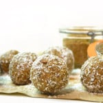Maple Nut Balls with Flax Seeds: No-Bake, Vegan, Gluten-Free, No Blending or Processing, Ready in Minutes