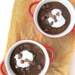 Chocolate Chia Protein Pudding - Vegan