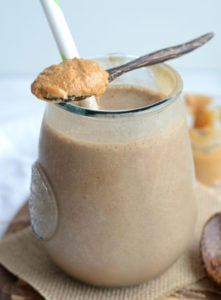 Peanut Butter Mocha Smoothie