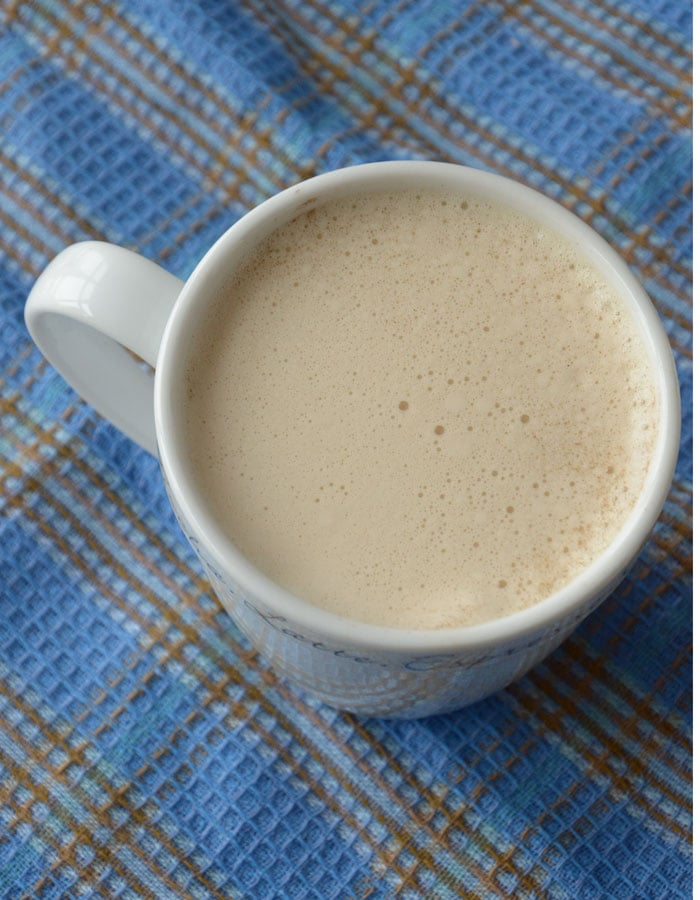 Amazing Frothy MCT Oil Bulletproof Coffee - The perfect, natural  vegan pre-workout!!