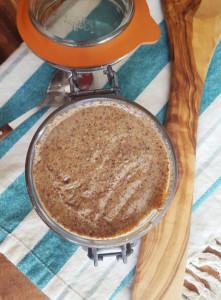 Maple Roasted Espresso Almond Butter
