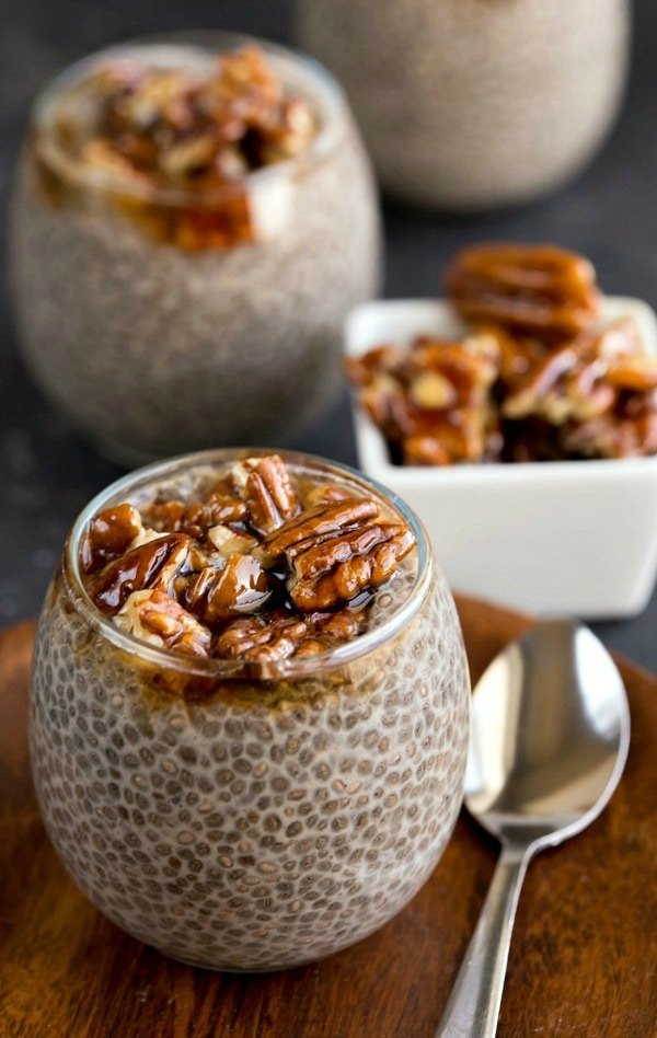 How to Make Vegan Chia Pudding