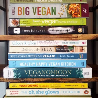 6 Best Vegan Cookbooks to Add to Your Collection