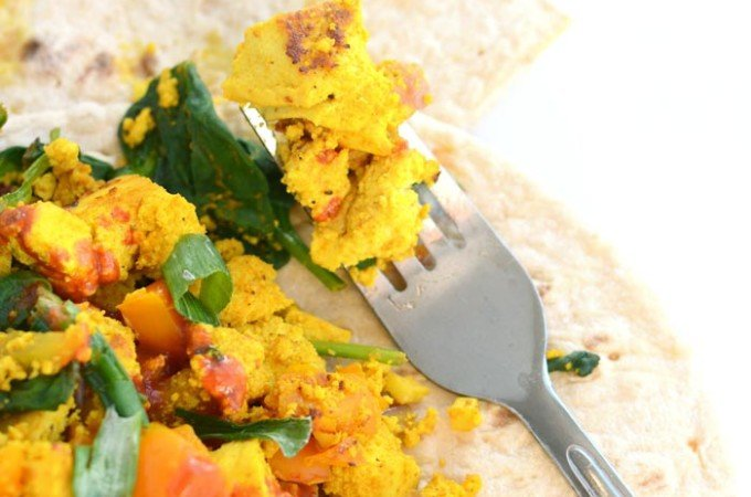 How to Make Tofu Scramble for an Easy Vegan Breakfast