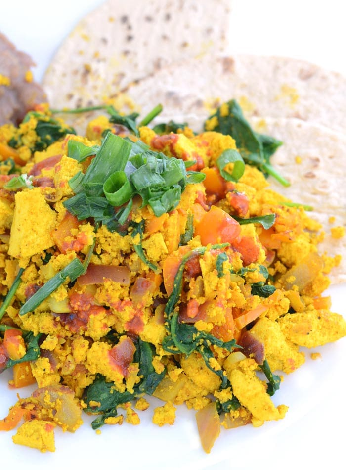 Best Vegan Breakfast Ideas Like Tofu Scramble, Oatmeal and Breakfast Cookies