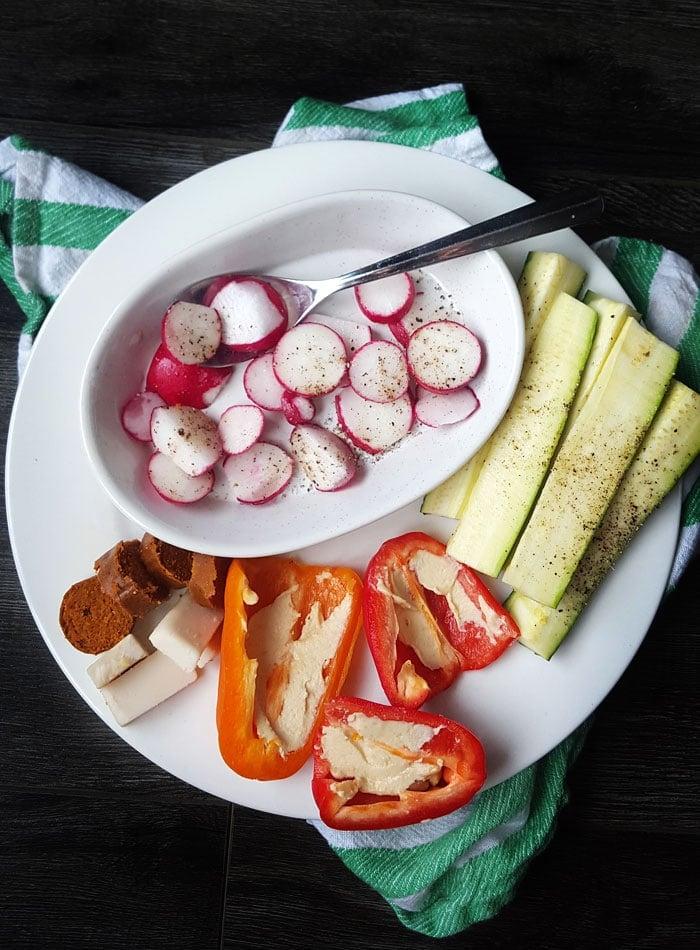 Best Foods for Vegan Flexible Dieting