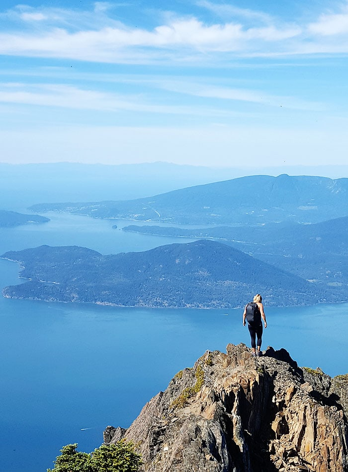 Best Vancouver Hikes: Brunswick Mountain