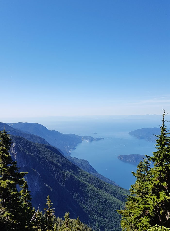 Best Vancouver Hikes Brunswick Mountain In Lions Bay Bc