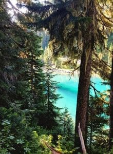 Garibaldi Lake Hike near Vancouver and Whistler, BC