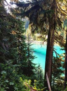 Best Vancouver Hikes: Garibaldi Lake near Whistler, BC