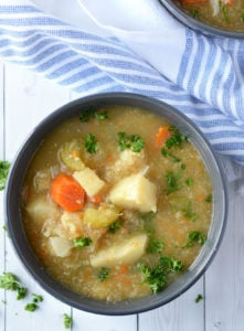 Healthy Vegetable Chowder