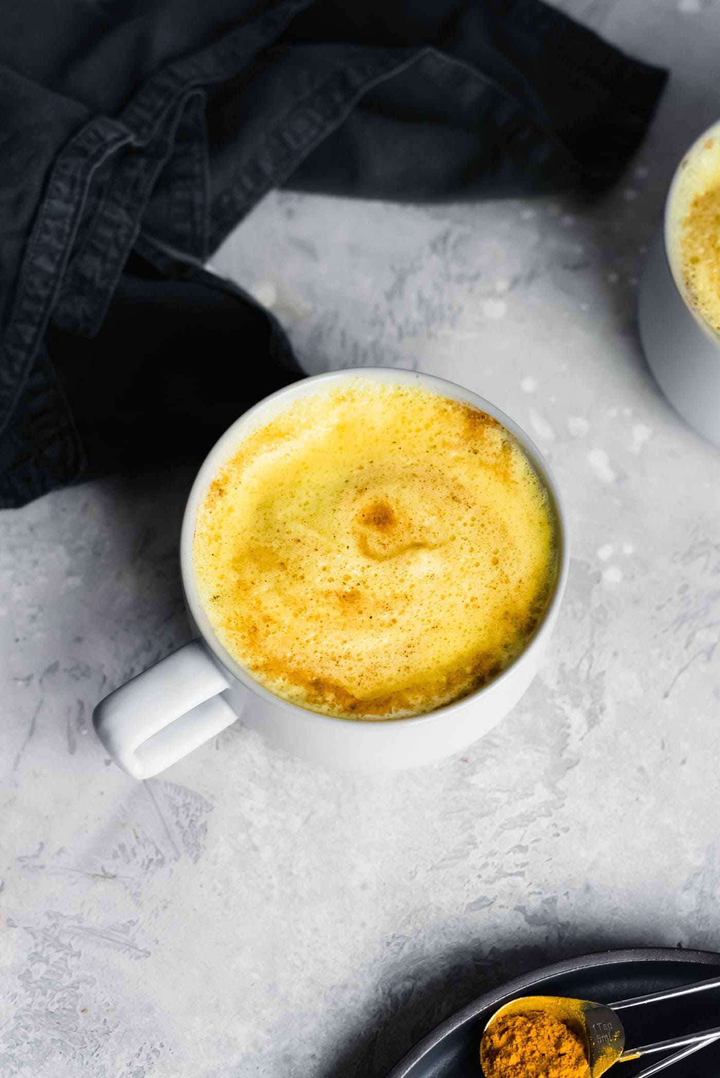 Anti-Inflammatory Golden Milk with Turmeric Recipe - Running on Real Food
