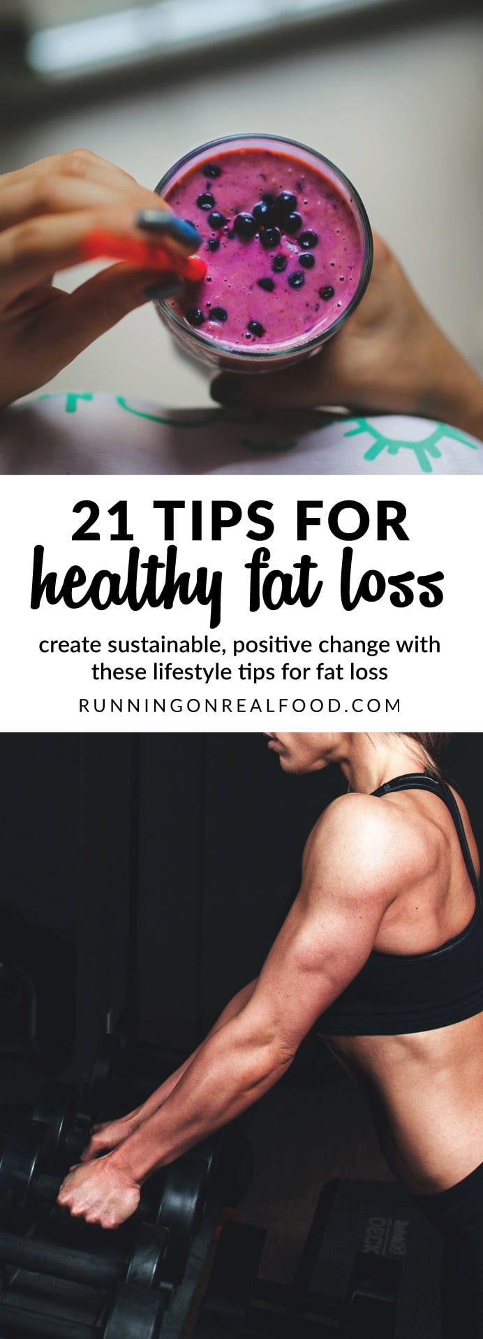 Feel great, lose weight and make progress towards your body composition goals in a healthy and sustainable way with these tips for healthy fat loss.