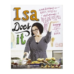 Isa Does It Cookbook from the Running on Real Food Shop
