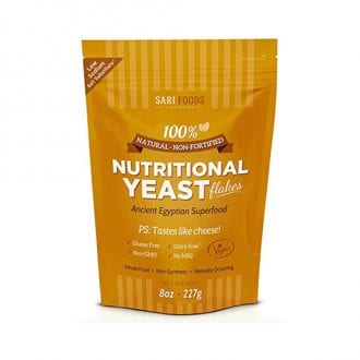 Nutritional Yeast from the Running on Real Food Shop
