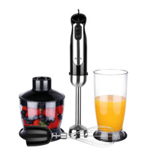 Immersion Blender Running on Real Food Shop