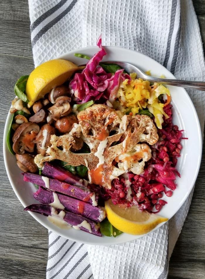 Vegan Meal Prep Ideas | Week 4 | Lentil Beet Salad