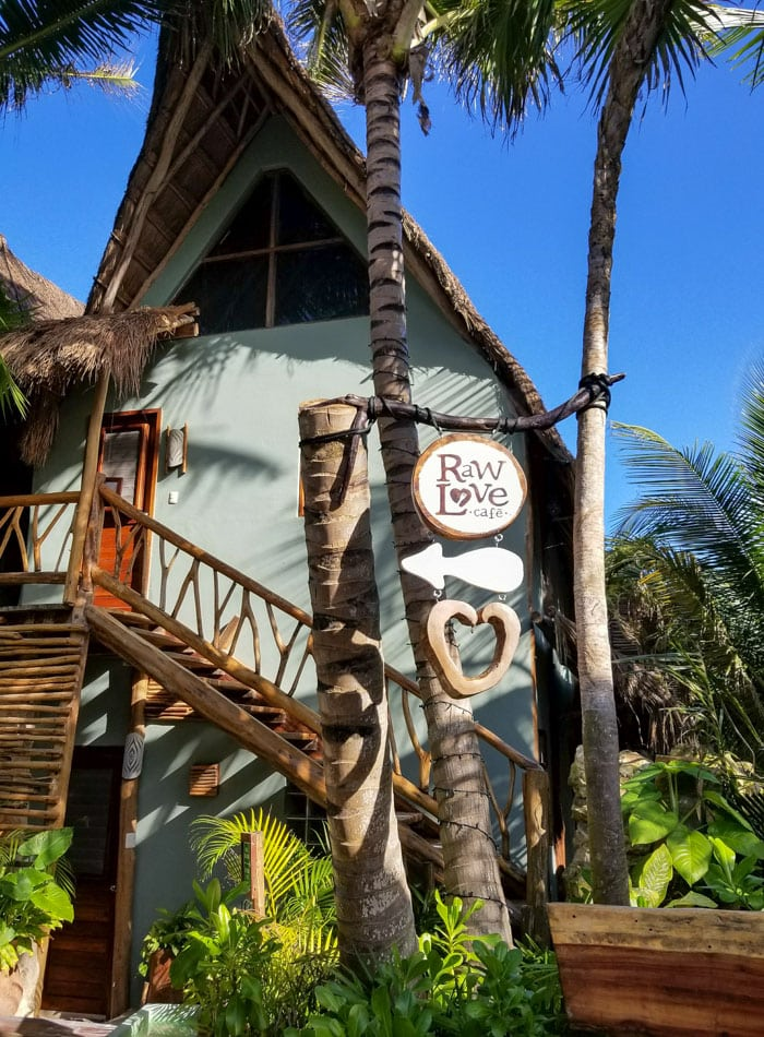 Where To Eat Vegan Food In Tulum And Playa Del Carmen Mexico