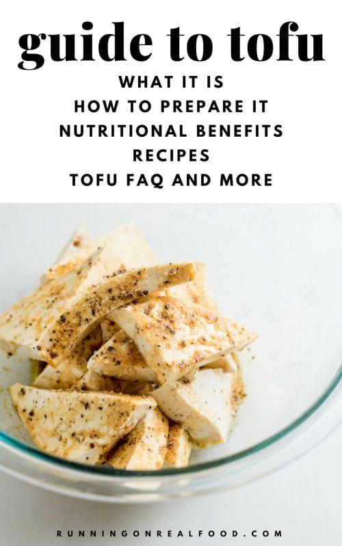 Guide to Tofu and Tempeh