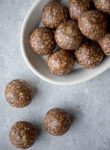 Vegan Meal Prep Ideas | week 7 | curried red lentils, roasted beets, protein bars