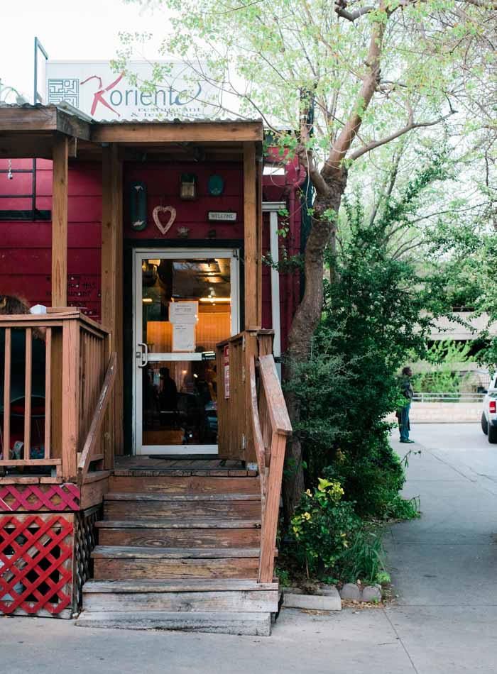 Best austin restaurants with vegetarian options