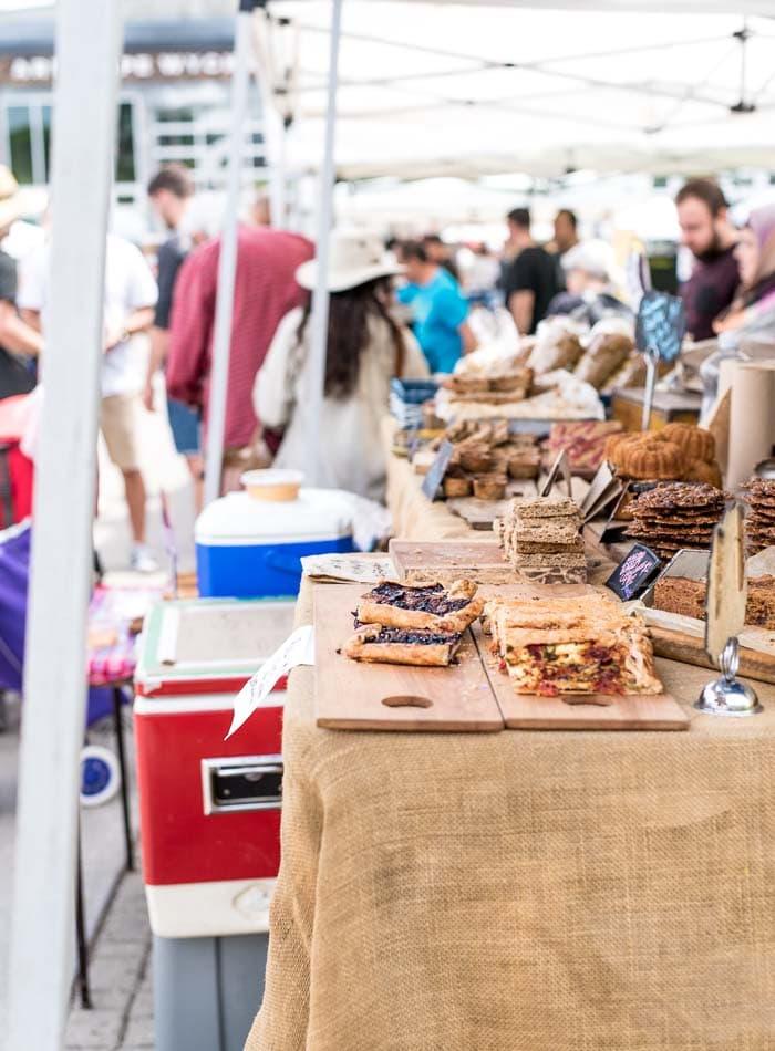 The Stop Farmer's Market in Toronto for Vegan Food