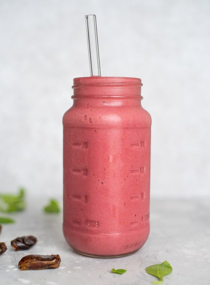 Healthy Breakfast Smoothie Recipes - Running on Real Food