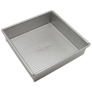 8x8 Square Baking Pan Running on Real Food Shop