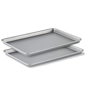 Baking Sheets Running on Real Food Shop