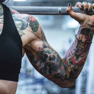 Tough Strength and Conditioning Barbell and Dumbbell Workout for the Gym - Running on Real Food Workouts