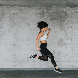 Bodyweight Strength and Running Workout - Running on Real Food