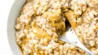 Breakfast: Simple Creamy Banana Oatmeal