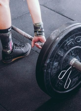 Barbell and Burpee 30 Minute EMOM Workout